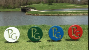 Pekin students make tee markers for Springfield golf course