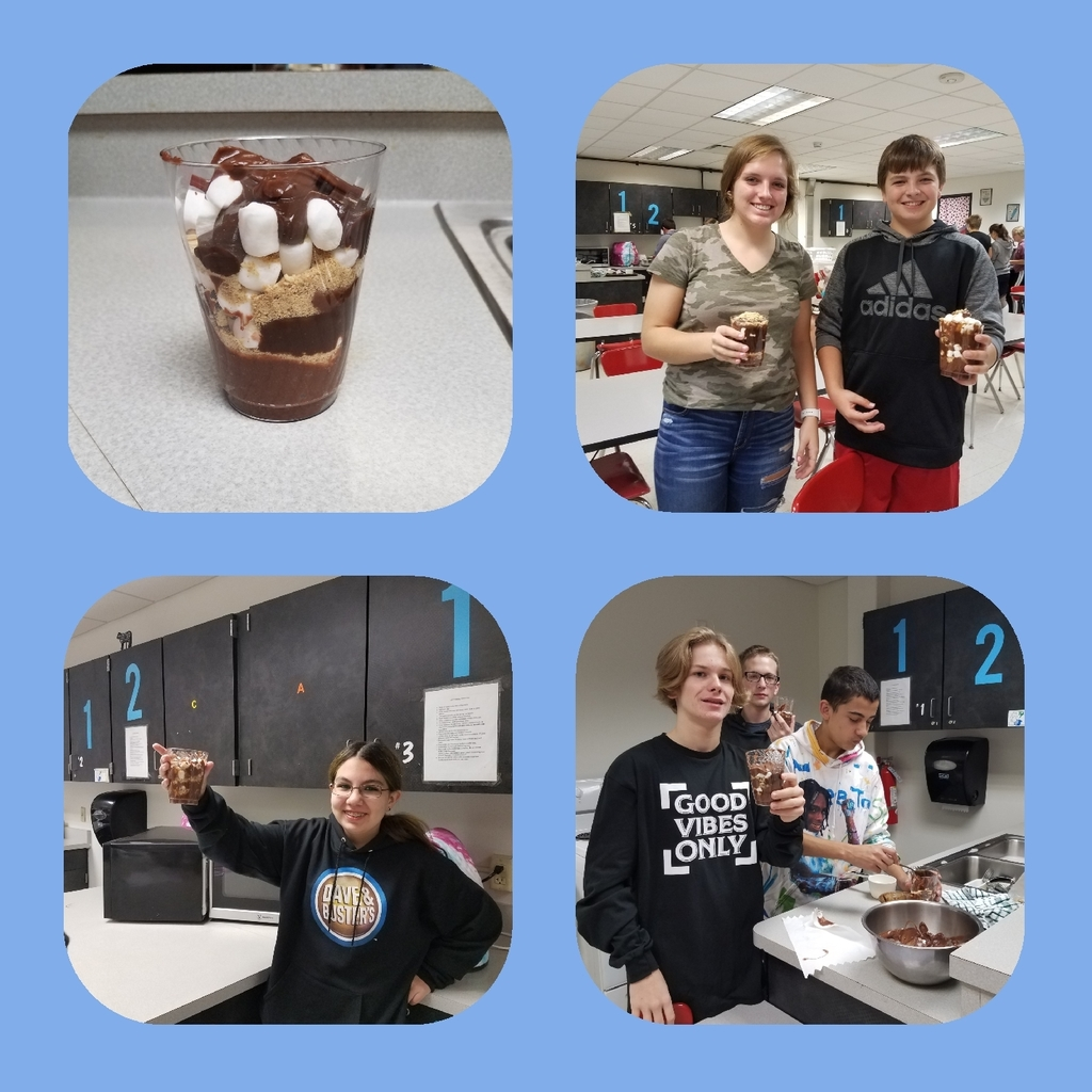 Mrs. Lenne's Foods Classes