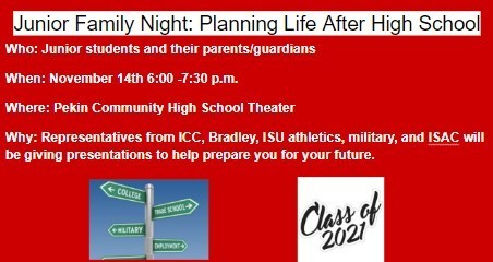 Junior Family Night