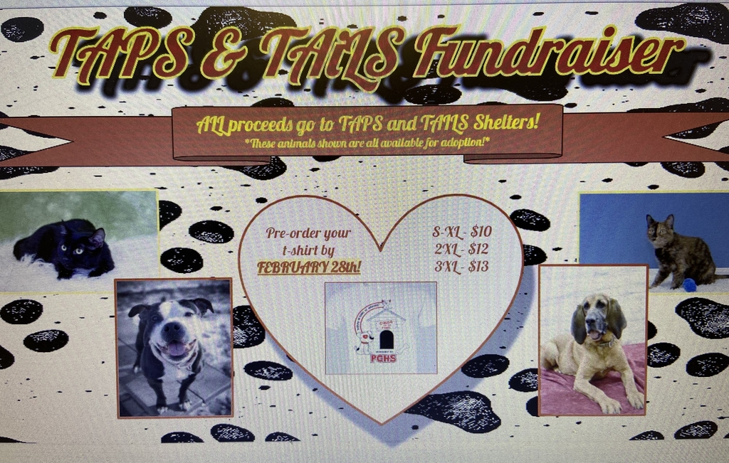 Support TAPS and TAiLS animal shelter today.