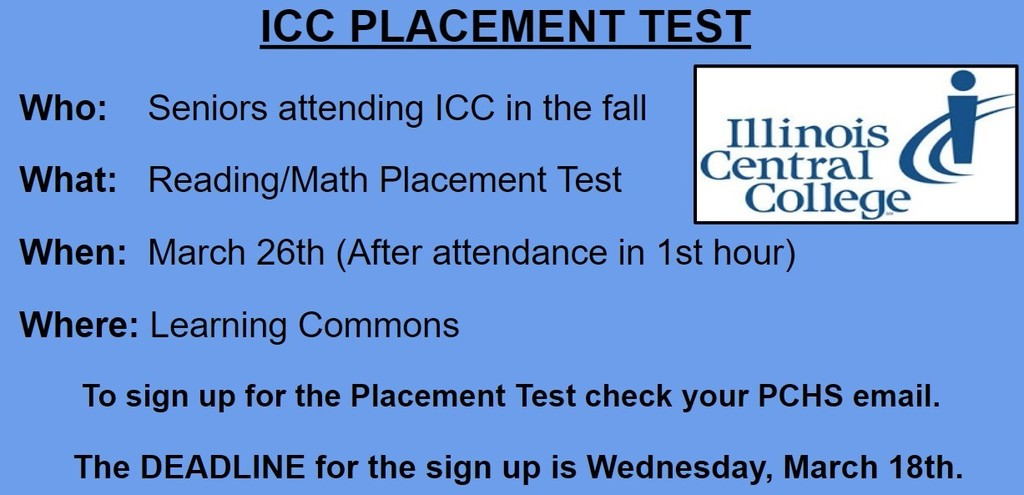 ICC Placement