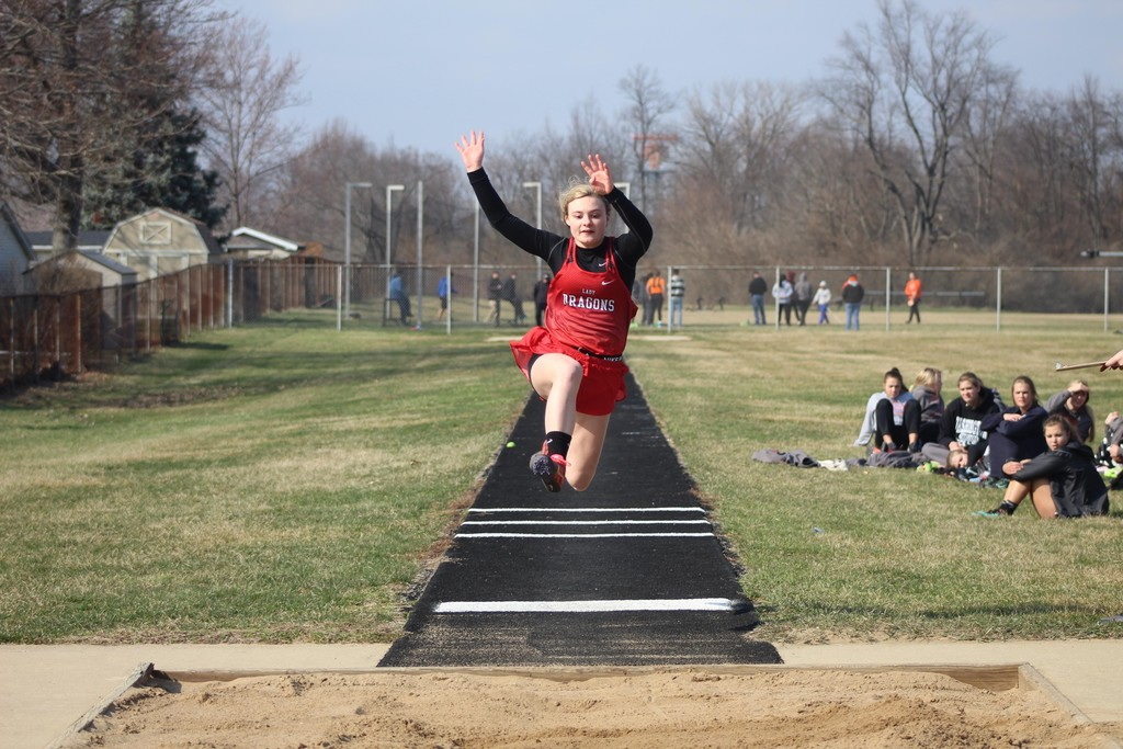 TrackGirls Long Jumper